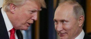 بعضی مقامات کاخ سفید احمق هستند! / ترامپ به پوتین